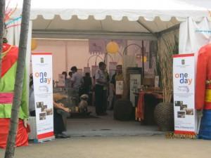 Sewa tenda RODER di Bekasi Timur
