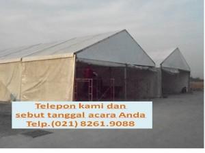 RENTAL TENDA Roder untuk Pameran dan Property