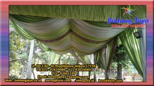 Menyewakan Tenda Dekorasi VIP Kota Bekasi