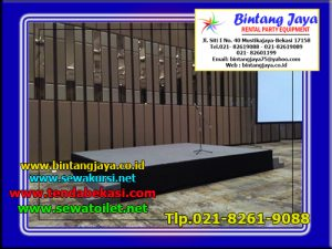 Menyewakan Panggung Lengkap Karpet Jakarta Bekasi