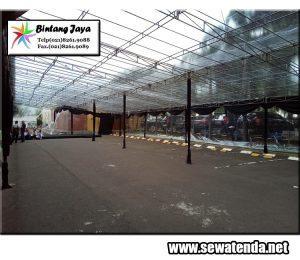Pusatnya sewa tenda konvensional murah dekorasi berkelas