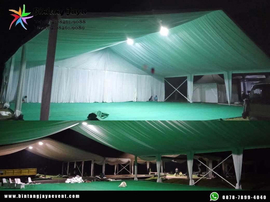 Sewa Tenda Roder Lebih Hemat Event Pandemi 2021 Jabodetabek