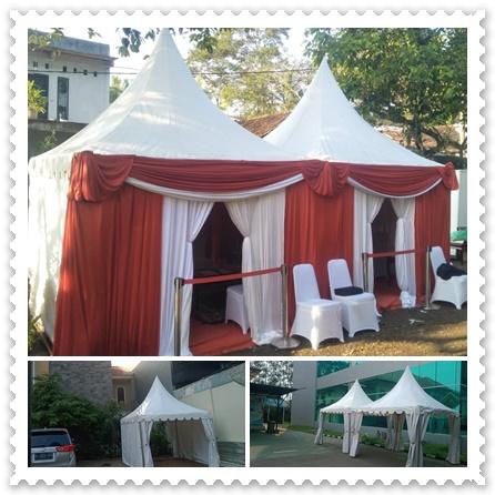 Tenda Sarnafil- Rental Tenda Murah