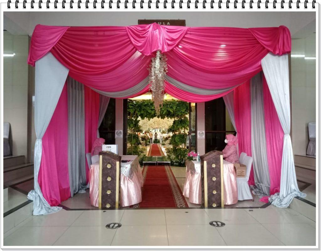 RentalTenda Dekorasi Balon Resepsi Pernikahan-Cempaka Putih