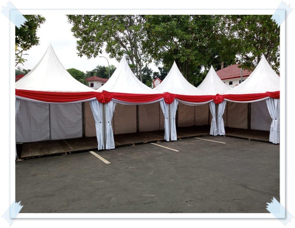 Tenda Roder Untuk Semua Acara-Rental Tenda