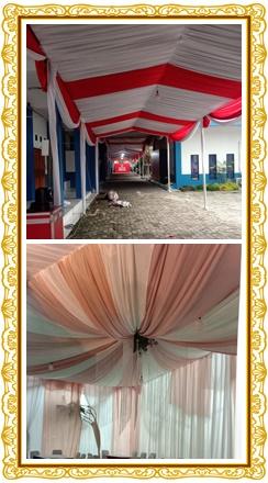 Jasa Rental Tenda - CV.Bintang Jaya Party Equipment